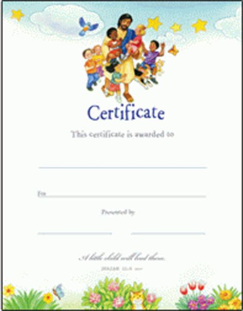 child certificate template birthday program at church invitations ideas