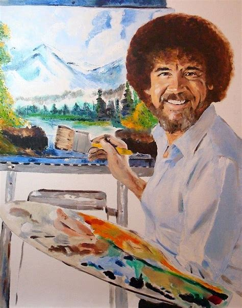 bob ross painter net worth bob ross painting by debi day