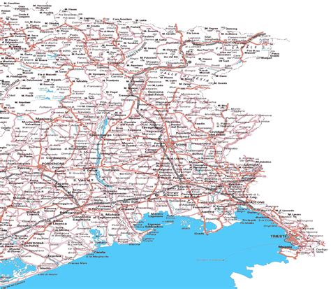friuli venezia giulia cartina geografica friuli venezia giulia siteredevelopment