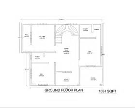 Low Cost House Plans With Estimate Small Budget House Plan In Kerala
