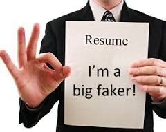 How To Lie On Resume by Why You Should Never To Lie On Your Resume Adzuna