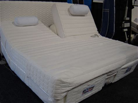 luxury latex foam quality adjustable bed soft replacement