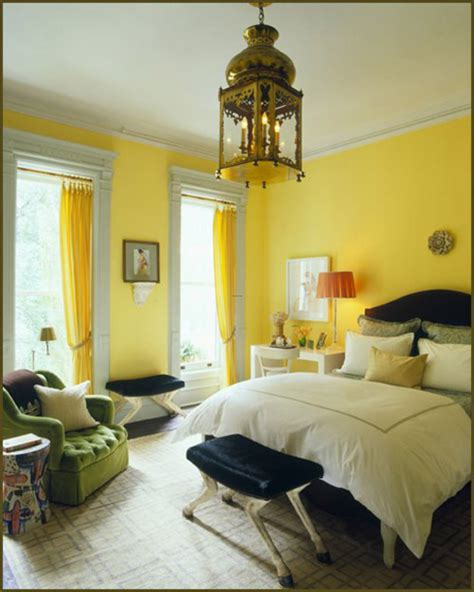 yellow interior mon journal rouge home inspiration yellow walls
