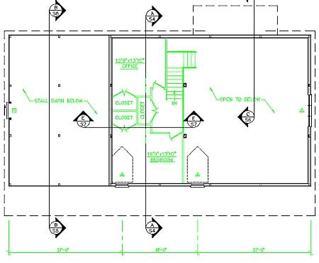 pole building home plans pole barn house plans post frame flexibility