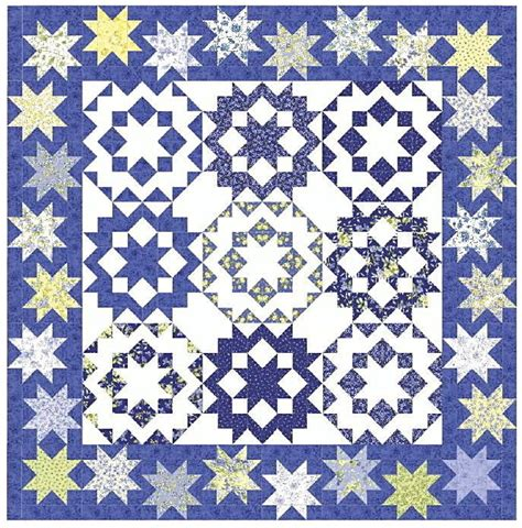 Moda Fabric Quilt Patterns by Summmer Quilt Kit 1 Summer Fabric By Moda
