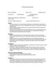 Ktip Lesson Plan Template by Pe 320 Ch 12 Worksheet 1 Dr Pyle Pe320 Jaradbagshaw