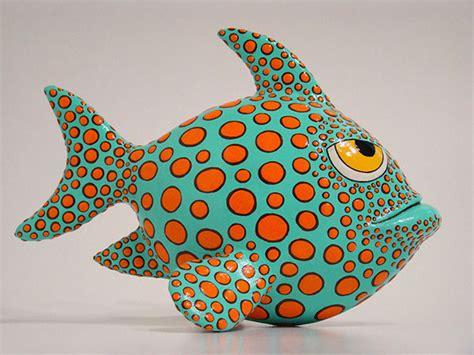How To Make A Paper Mache Fish - papier mache fish on behance