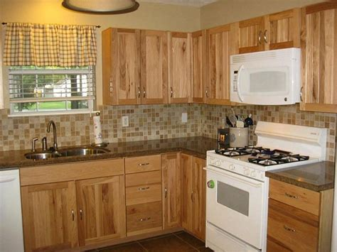 hickory cabinets with granite countertops hickory cabinets kitchen photos