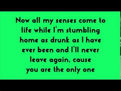 ed sheeran you are the only one ed sheeran one lyrics youtube