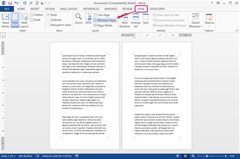 printable area word document how to print multiple pages on one page word 2011 delete