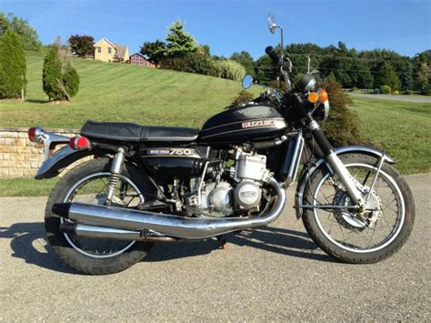 Suzuki Water Buffalo Buy 1972 Suzuki Gt750 Water Buffalo Cafe No On 2040 Motos