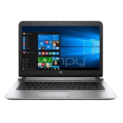 Notebook Laptop Hp Probook 240 G5 1aa23pa notebook hp probook 440 g3 z7y07lt abm winpy cl