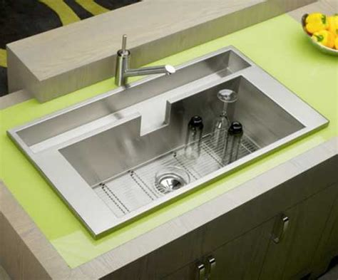 New Style Kitchen Sinks Modern Kitchen Sinks Adding Decorative Accents To