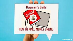 How To Make Money Online For Beginners - how to make money online for beginners how to avoid