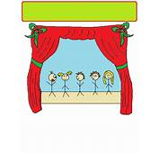 Christmas Theatre Clipart