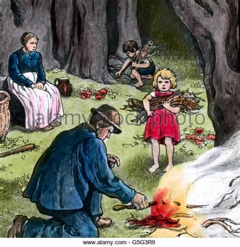 Hansel And Gretel Stock Photos Hansel And Gretel Illustration Stock Photos Hansel And
