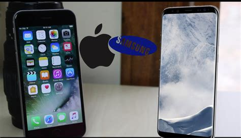 what is better than iphone why the iphone 7 is better than the samsung galaxy s8 fenwua