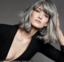 70 year with grey hair vanity isn t to blame for our addiction to hair dye insists tv historian mary beard who says