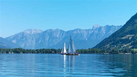Find Who Are In Swimming Holidays At Zeller See In Zell Am See