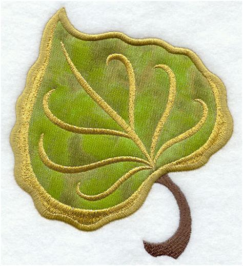 leaf applique autumn leaf applique pattern appliq patterns