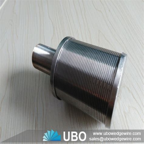 Nozzle Water Screen wedge wire sand filter nozzle stainless steel screen filter nozzle supplier filter nozzle