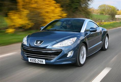 peugeot coupe rcz peugeot rcz 2010 on