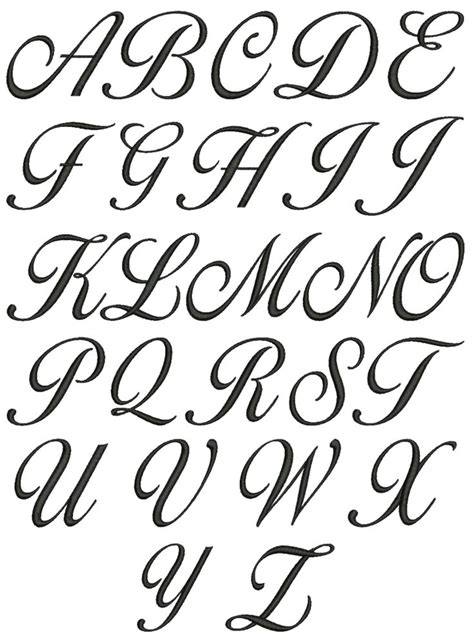 tattoo designs alphabet a lettering alphabet designs letter of recommendation