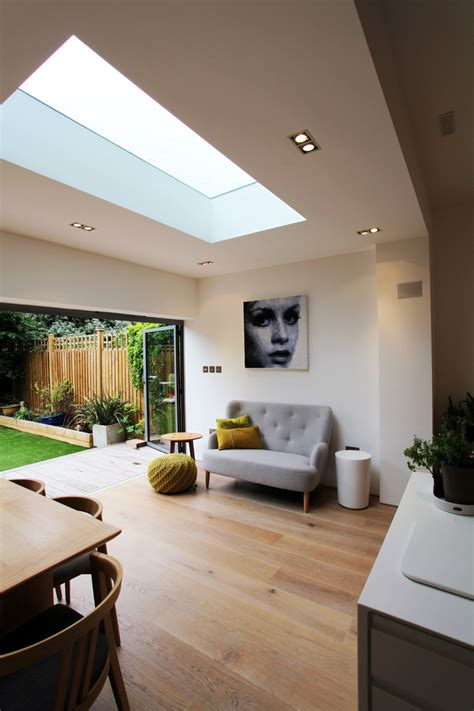 small sofa for kitchen kitchen rear extension in london merton project
