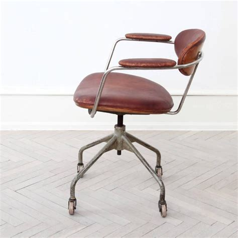 Hans J Wegner Extremely Rare Swivel Chair For Sale At Hans Wegner Swivel Chair