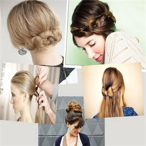 Easy Fast Hairstyles by Fast And Easy Hairstyles