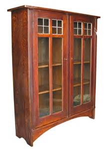 Mission Style Curio Cabinet Plans Craftsman Curio Cabinet Plans Woodworking Projects Plans