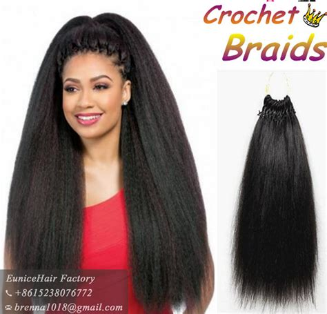 crocet wig with straight hair how to crochet braids straight hair howsto co