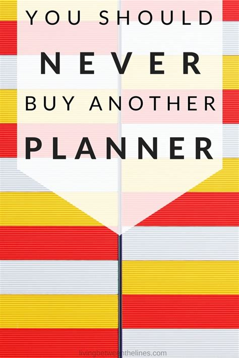 lifestyle planner journal lifestyle blogging content planner never run out of things to about again that never ends books never buy a planner again living between the lines
