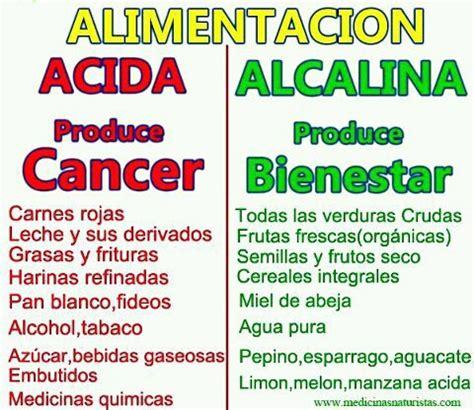 alimento salubre ianua caeli la alimentaci 211 n alcalina y la salud
