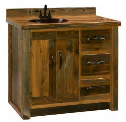 reclaimed bathroom cabinet reclaimed barn wood vanity cabinet recycled wood vanity