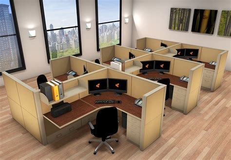 Modern Furniture And Home Decor modular cubicle workstations modern office cubicles