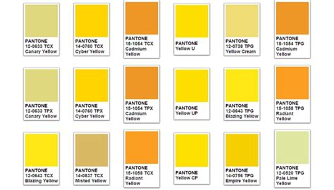 the meaning of the color yellow home design