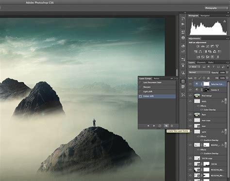 tutorial photoshop cs6 layers layer comps in photoshop cs6 advanced photoshop free