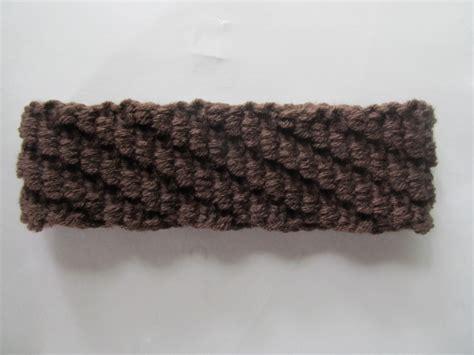 knit ear warmer pattern free knit headband ear warmer patterns a knitting
