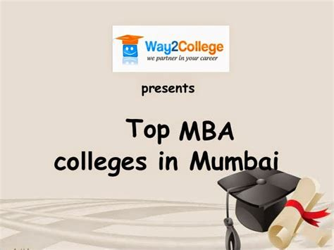 Best Colleges For Mba In Hr by Top Mba College India Top Mba Colleges In Mumbai Offering