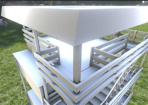 design home rigged tower house design blender game engine free vr ar