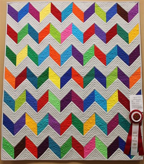 Modern Quilting by Charming Chevrons