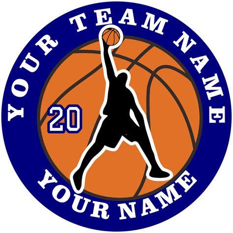 design a basketball logo customized basketball logo