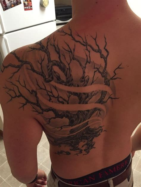 tattoos for men in the back 10 best back tattoos images on back pieces