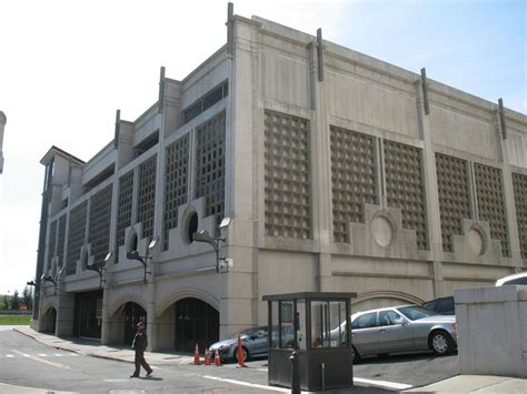 Albany Parking Garage by Architecture Gawking A Not Boring Parking Garage All