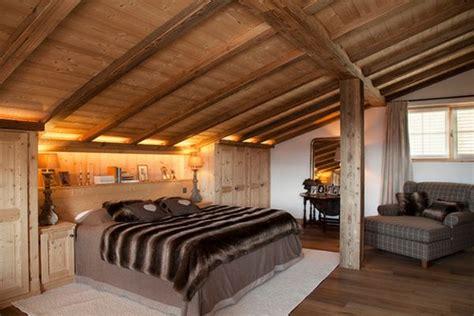 schlafzimmer chalet 30 ideen f 252 r schlafzimmer einrichtung im stil chalet
