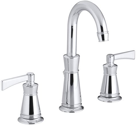 Kohler Faucets by Faucet K 11076 4 Cp In Polished Chrome By Kohler