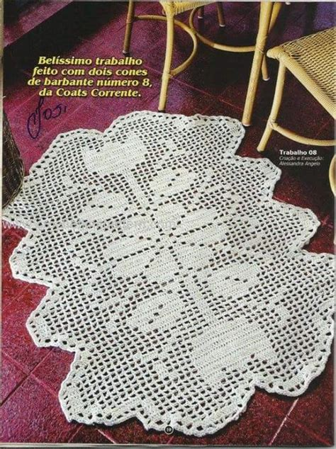 home decor crochet patterns part 7 beautiful crochet