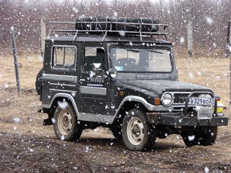 toyota blizzard тойота близард 1981 г 2 2 литра механика 4wd