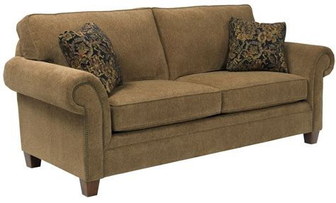 broyhill upholstery fabric travis walnut chenille fabric loveseat from broyhill 7004